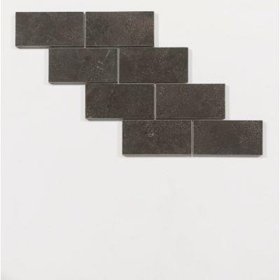 Chinesischem Hartstein 15 x 7,5 x 1 cm geschliffen