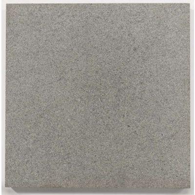 Granite 'New Jasberg' 40 x 40 x 2 cm flammé et brossé