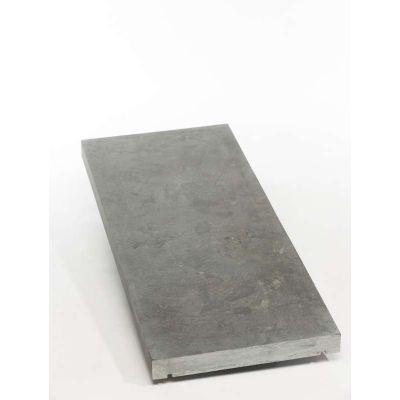 Chinese hardsteen muurafdek 100 x 35 x 5 cm
