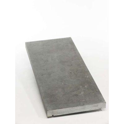 Chinese hardsteen muurafdek 100 x 40 x 5 cm