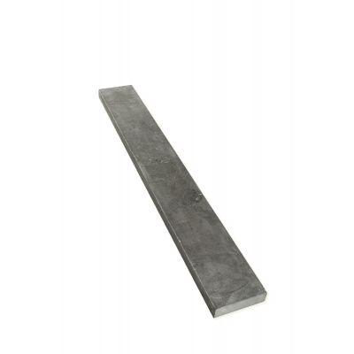 Dorpels Chinese hardsteen met watergroef 120 x 18 x 5 cm