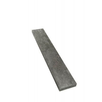 Dorpels Chinese hardsteen met watergroef 100 x 22 x 5 cm