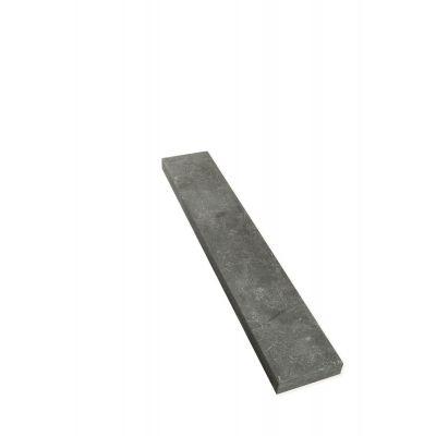 Dorpels Chinese hardsteen met watergroef 160 x 22 x 5 cm