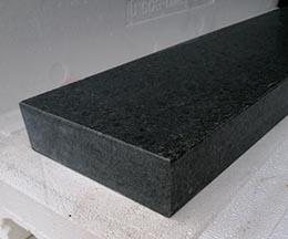Dorpel Angkor Black graniet 100 x 18 x 5 cm
