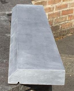 Garagedorpel Vietnamese hardsteen 100 x 18 x 5 cm